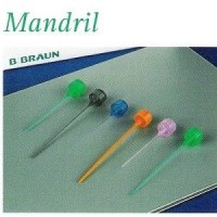MANDRIL/STYLET INTROCAN 20G, 1 1/4""