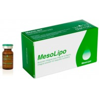 MesoLIPO, Cóctel reductor, 10 viales de 10 ml.