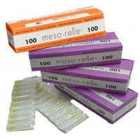 Meso-relle 33G 0,20x12 mm. C/100 unidades