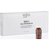 Meso MULTIPEPTIDES HA (AH multivitaminas) 5 viales x 10 ml.