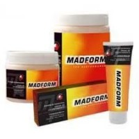 Mad Form Cremy Gel. 120 ml. Crema calentamiento.