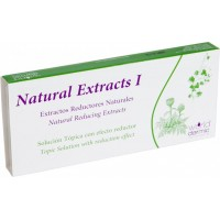 Extractos Reductores, 10 ampollas de 5 ml.
